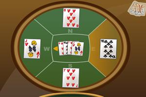 扑克牌生機