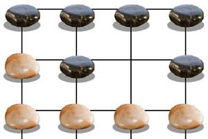 簡易六子棋