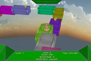 3D兔子跑道增強版