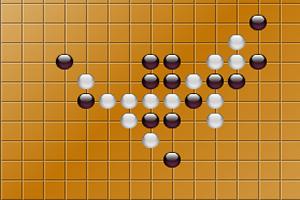 簡單五子棋