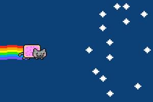 霓虹貓飛翔之流星衝