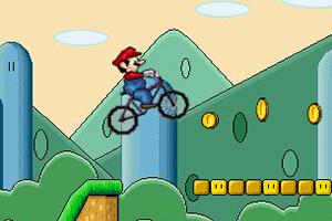 超級瑪麗極限單車