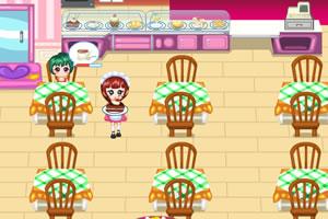 小女孩糕點店