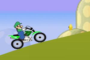 路易基騎摩托
