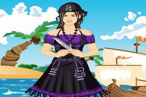 佩內洛普海盜裝扮