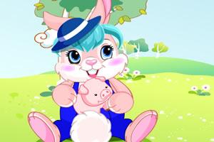 溫順的兔子