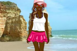 黑姑娘裝扮