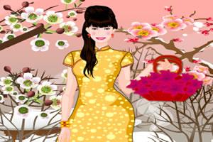 中國傳統裝扮