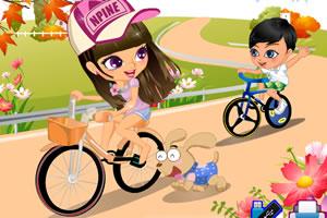 騎自行車旅行