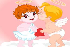 天使之吻裝扮秀