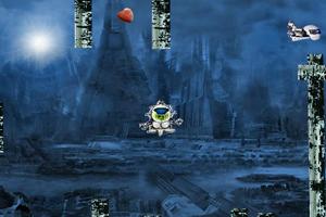 救援浮空機器人