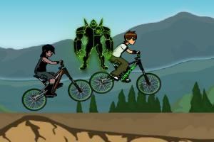 少年駭客自行車對決