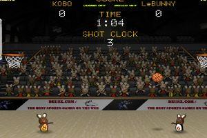 兔子投籃比賽