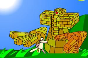 麗奈戰石巨人