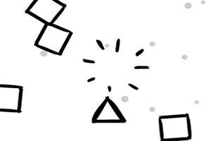 三角形战机