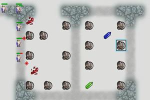 宝石防御战