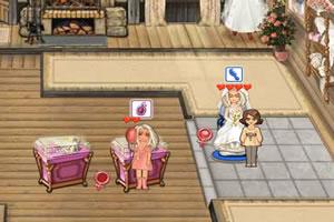 霍莉婚纱店