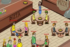 爱情披萨店