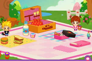 阿Sue的快乐野餐
