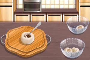 可口肉酱蘑菇