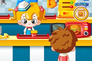 小美快餐店