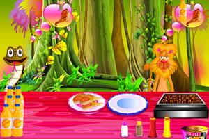 狐狸的森林餐厅