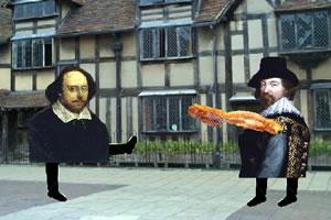 莎士比亚之战
