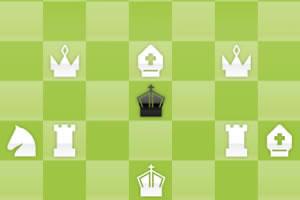 一步封杀象棋