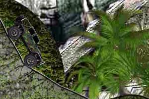 丛林越野车