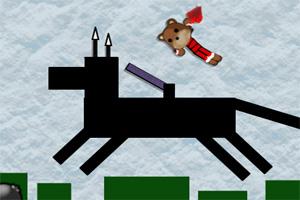 布偶熊死亡圣诞版