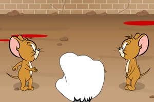 猫和老鼠斗爪子