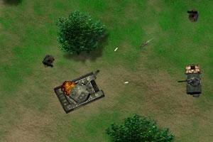 坦克风暴无敌版