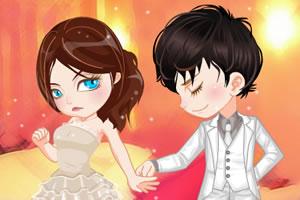 在情人节结婚