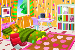 温馨宝宝卧室