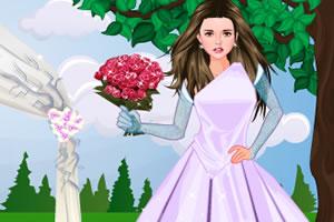 青春靓丽的新娘