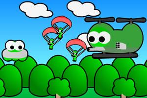 UFO穿越封锁