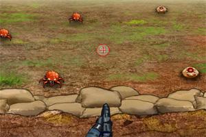 阻止外星生物入侵 阻止外星生物入侵小游戏