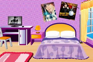 比伯的房间