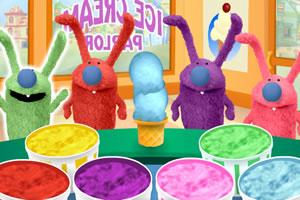 兔兔冰激凌