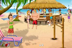 汤姆沙滩整蛊