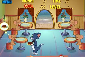汤姆猫开餐厅