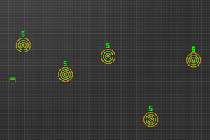 空间射击训练赛