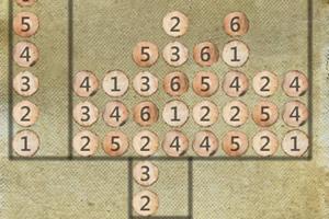 数字方块 Runes